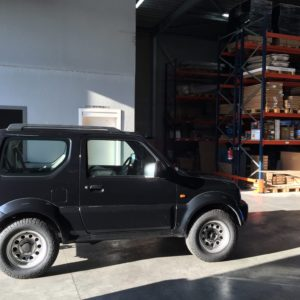 Jimny roof rack