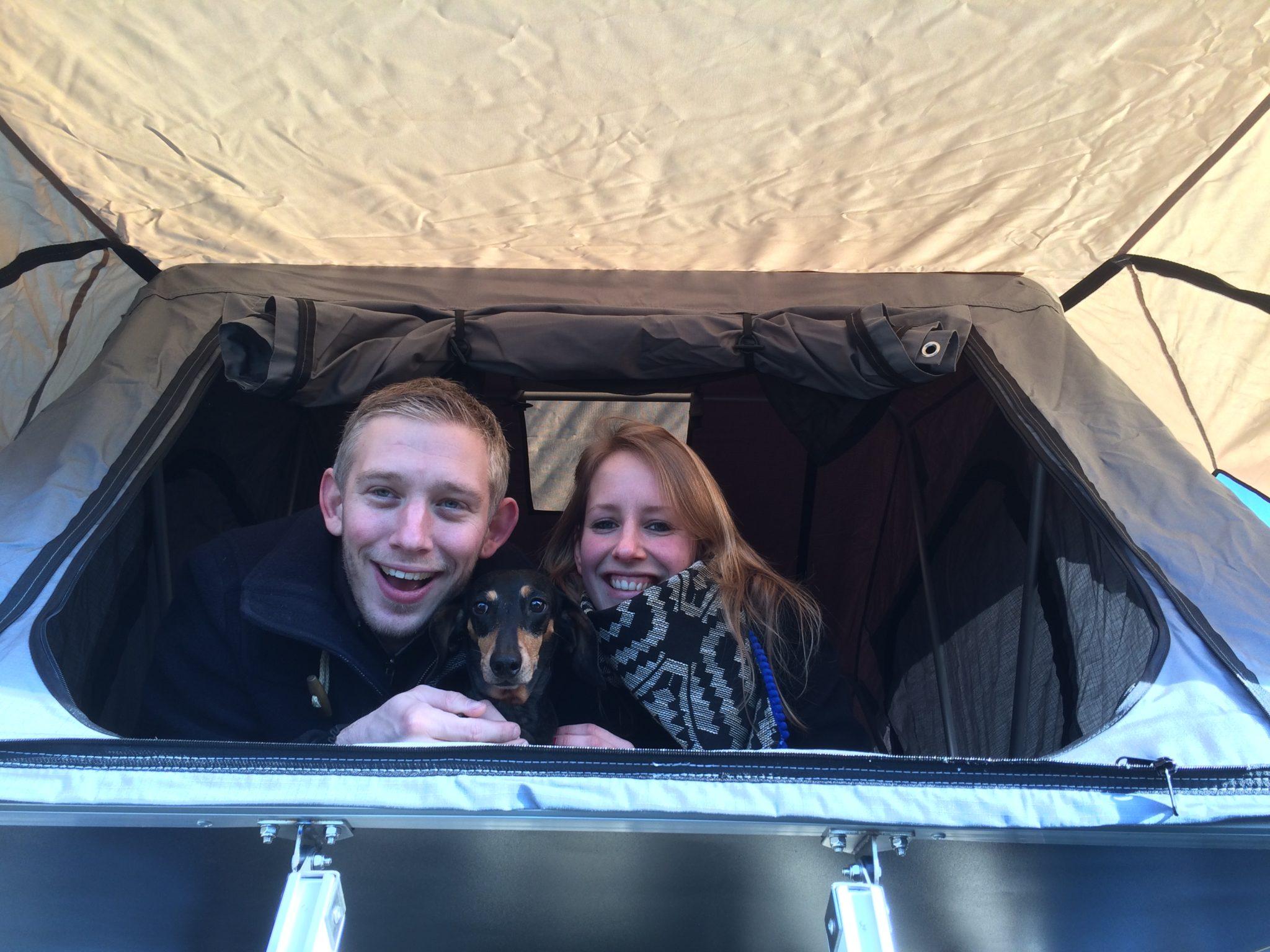 Roof top tent – Expedition Honeymoon
