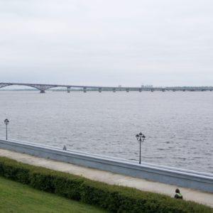 Wolga - Saratov