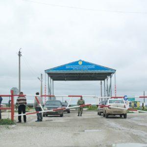 Grens Rusland - Kazachstan