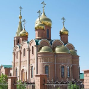 Kerk - Aktobe