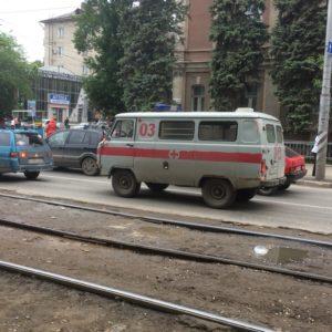 Ambulance Saratov / Rusland