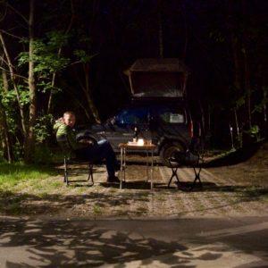 Rummikub at camping