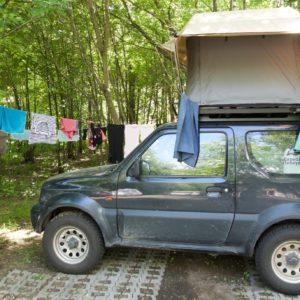 Camping Sokolniki Moscow