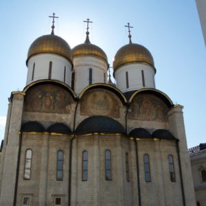 Kremlin churches