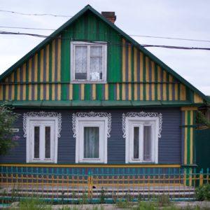 Russische huisjes