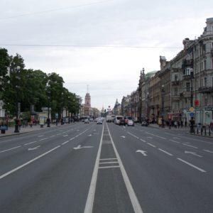 St. Petersburg Nevsky Prospekt