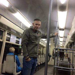 Tram / Metro to city